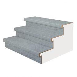 traprenovatie Gotland Eiken hout